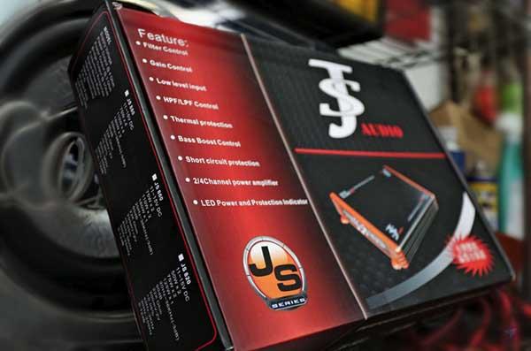 JS 250W 6.5 吋分音喇叭
