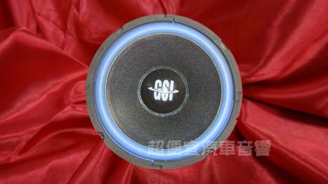 美國CSL 八吋重低音喇叭