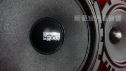 台灣FOCUS 六吋半 中音喇叭