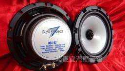 美國DynaQuest 六吋半 中音喇叭