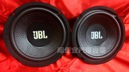 美國JBL 六吋半 中音喇叭