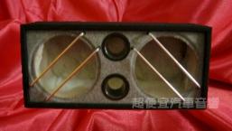 台灣 十二吋雙孔特製音箱