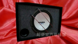 日本ALPINE 十二吋 重低音喇叭