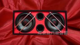 美國LU1200W雙 十二吋重低音組