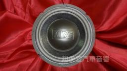 美國MDS 十吋重低音喇叭