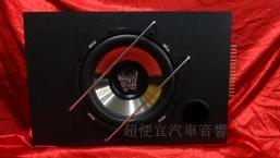 BOSS九成新重低音喇叭