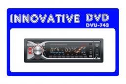 INNOVATIVE DVU-743 汽車音響