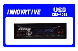 INNOVRTIVE CMU-4018 汽車音響