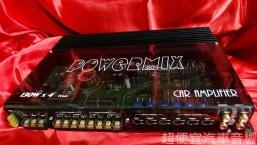 美國進口POWERMIX 四聲道擴大器
