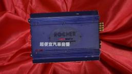 台灣ROCKER 四聲道擴大器
