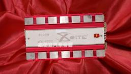 台灣XSITE 四聲道擴大器