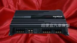Sony Xplod XM-N1004 四聲道車用擴大機