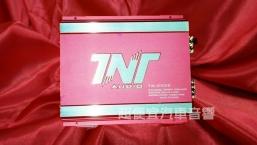 台灣TNT5 二聲道500W擴大機
