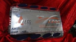 ATEC 二聲道擴大機 九成新 3800