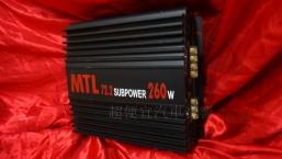 MTL 二聲道擴大機 九成新 3880