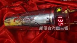 台灣PTEKniQUE 1.5法拉 電壓表