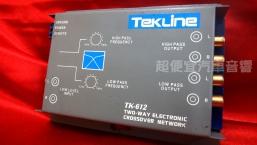 美國TekLine 電子分音器