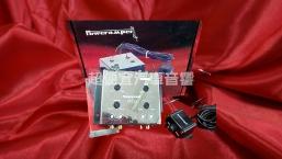 Powerampor一進兩出電子分音器
