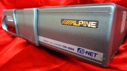 日本ALPINE CD換片箱