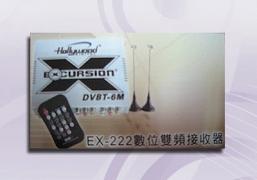 EX_222數位雙頻接收器