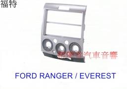 FORD RANGER_EVEREST 主機面板框