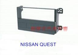 NISSAN QUEST 主機面板框