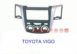 日本豐田TOYOTA VIGO 主機面板框