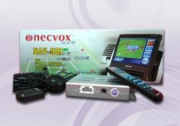 NECVOX車用衛星導航機